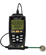 MF-30K AC/DC Gauss Meter with Certificate, Measures Magnetic Fields Stre... - $332.99