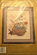 Basket of Wild Flowers - $14.84