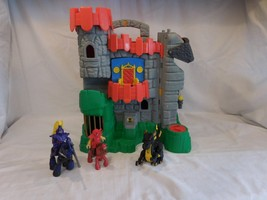 Fisher Price Imaginext Great Adventures Castle Knights Weapons, Armor, H... - $38.02