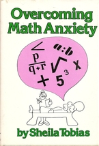 BOOK-Overcoming Math Anxiety by Tobias, Sheila  - $6.99