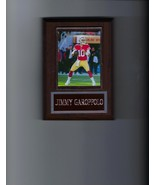 JIMMY GAROPPOLO PLAQUE SAN FRANCISCO 49ers FORTY NINERS FOOTBALL NFL - $2.96