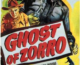 GHOST OF ZORRO - $19.99