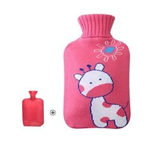 Knitted Bottle Cover,Hot Water Bottle,Ideal for Quick Warm Hands and Foots,A2 - $14.56