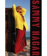 New Sammy Hagar on the Beach 24x36 Poster Wabos Chickenfoot Van Halen Re... - $12.99