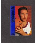 1996-97 SP # 142 Steve Nash Rookie Phoenix Suns - $3.99