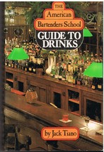 The American Bartenders School Guide to Drinks Spiral Bound Book - $8.99