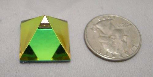 20mm Peacock Crystal Pyramid