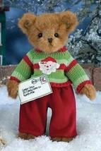 """Bearington Bears """"BEN A. BELIEVER"""" 14"""" Collectible Bear- Sku#173211- New- 2014 - $39.99"""