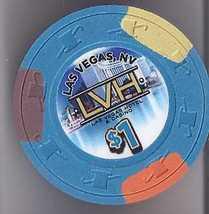 $1 LVH (Former Las Vegas Hilton) Hotel 2012  LasVegas Chip, New - $3.95