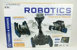 Robotics Smart Machines Tracks & Treads Thames & Kosmos 620382 - $69.29