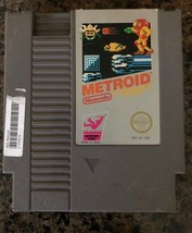 Nintendo Metroid NES Video Game, Cartridge Only, Tested  - $16.14