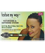 Texture My Way Texturizing & Softening System No-Lye Kit  - $10.84