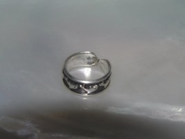 Vintage Sterling Silver Marked Tiny Dolphin Toe Ring or Charm Pendant – ... - $8.59