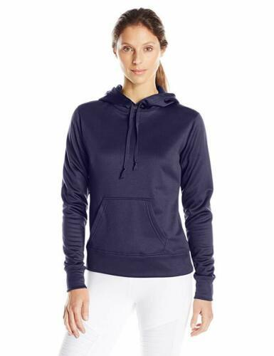 Medium Soffe Junior Women's Tech Fleece Hoodie Hooded Sweatshirt Navy NEW