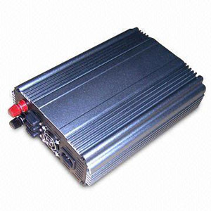 UNIQUE 500W 12V Inverter for wind/hydro turbines-MAKES ELEC METER RUN SLOWER! FR