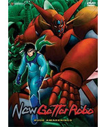 New Getter Robo: Rude Awakenings Vol. 01 DVD Brand NEW! - $17.99