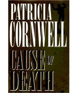 Kay Scarpetta: Cause of Death No. 7 by Patricia Cornwell (1996, Hardcover) - $3.99
