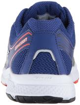 Saucony Men's Silver Blue Grid Cohesion 10 Running Runners Shoe Sneaker NIB image 4