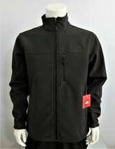 THE NORTH FACE Apex Bionic Men Softshell Jacket TNF Black-TNF Black sz S M - $79.97