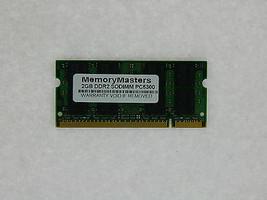 2GB MEMORY 256X64 PC2-5300 667MHZ 1.8V DDR2 200 PIN SO DIMM - $16.80