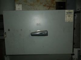 GE TNP34 200A Single 3PH 240V Fused Panelboard Switch Used - $1,200.00