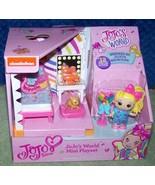 Nickelodeon JoJo Siwa Jojo's World Mini Bedroom Playset New - $21.50