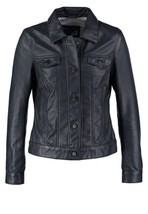 Women's Genuine Lambskin Motorcycle Leather Slim Fit Designer Biker Blac... - $141.75+