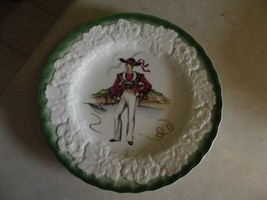 Alfre Meakin French Costumes luncheon plate 1 available - $3.91