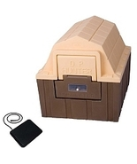 DP Hunter Insulated Dog House W/Floor Heater - Medium Dog Kennels New - $182.99