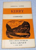 Ireland Official Tourist Guide Book Kerry and Killarney Ca 1955 - $9.95