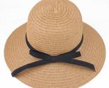 New sale summer wide brim beach sun headdress straw floppy elegant bohemia hat thumb155 crop