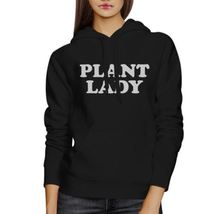Plant Lady Unisex Cute Graphic Hoodie Unique Gift Ideas For Her image 3