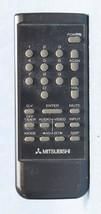 Originale Mitsubishi Telecomando Nero Dq - $20.78