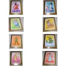 Disney -   Lobby Cards set  of 8 - Peter Pan - Walt Disney Productions - $199.99