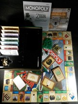 Monopoly The Legend of Zelda Collector's Edition from Hasbro (2014) Comp... - $24.88