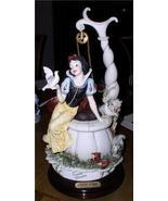 Disney Snow White and 7 Dwarfs at Well Disneyana Convention  Armini Figu... - $1,850.00