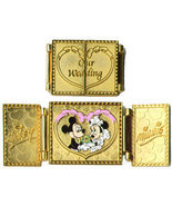 Disney  -  WDW - Our Wedding - Mickey - Minnie Mouse - pin/pins - $39.99