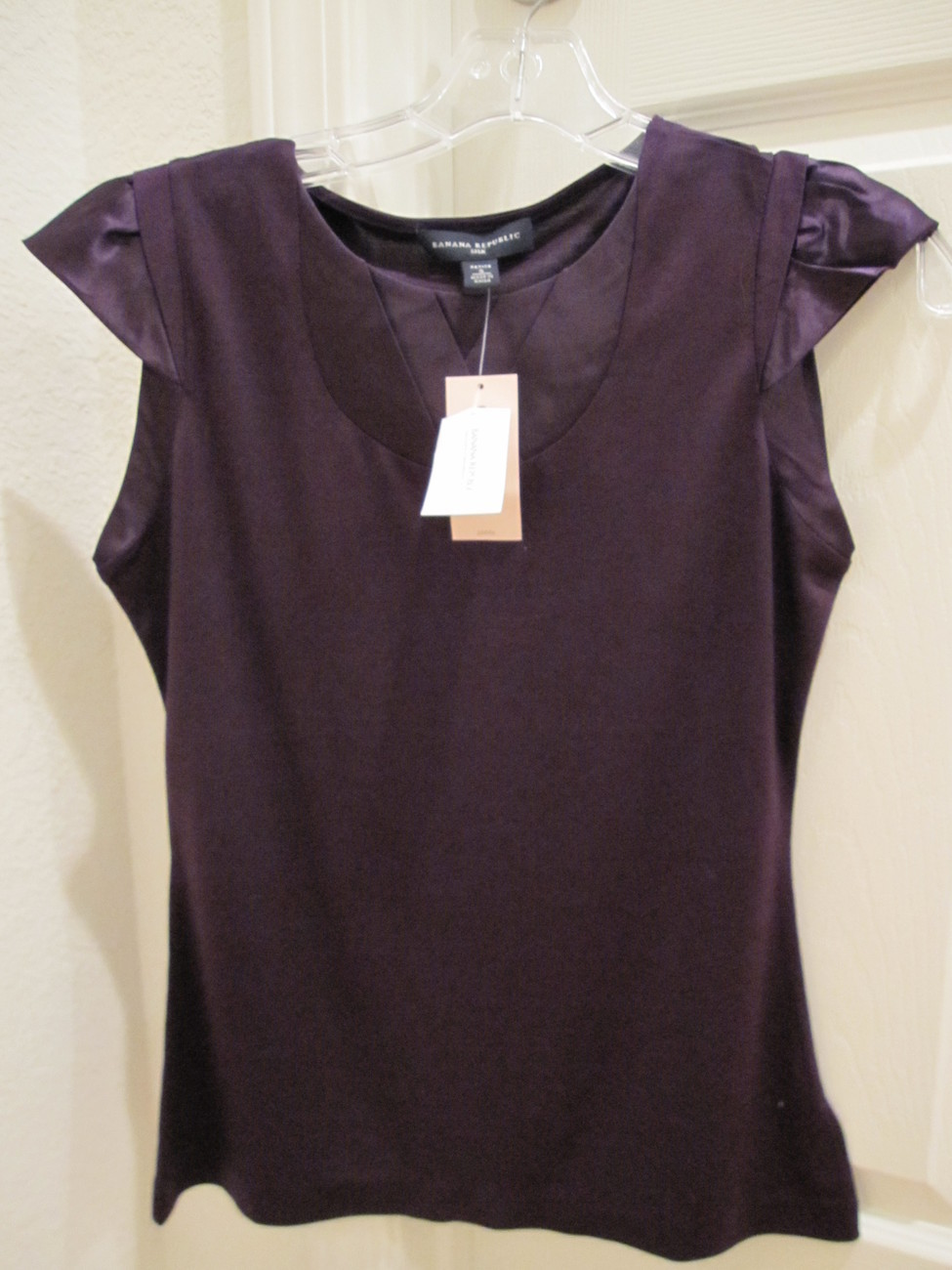 NWT Banana Republic Top - small petite Banana Republic