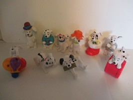 Disney 101 Dalmatians Toy Dogs lot of 10 - $5.93