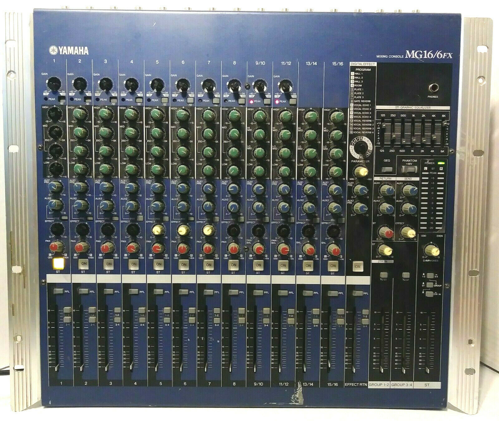 Primary image for Yamaha MG16/6FX Mixing Console For Repair
