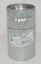 Selkirk 103081 Type B Gas Vent 3RV UAM Universal Adaptor Male image 1