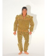 """Gabriel 1973 Lone Ranger Tonto 9 1/2"""" Action Figure - $22.76"""