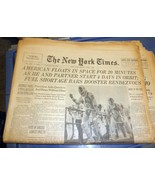 The New York Times Newspaper June 4, 1965 - $5.95