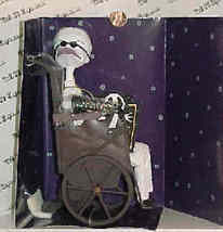 Nightmare Before Christmas Scientist  Dr Frankenstein Doll NMBC Jun Plan... - $79.99