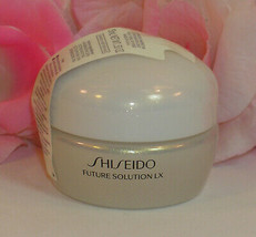 New Shiseido Future Solution LX Total Protective Cream E SPF 20  .53 oz ... - $39.99