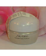 New Shiseido Future Solution LX Total Protective Cream E SPF 20  .53 oz ... - $39.99