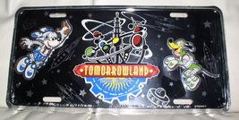 Walt Disney World WDW Pluto Mickey Tomorrowland License Plate - $69.99