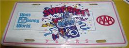 Walt Disney World WDW Surprise   20 years AAA License Plate - $39.99