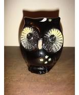 Fenton Halloween Owl - $64.99