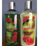 Melaleuca Sun Valley Pear Raspberry Body Wash Lotion Sealed 8 Oz Bottles - $14.50